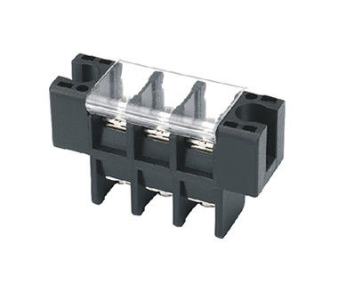 Waterproof High Voltage Terminal Block , Pluggable Terminal Block Wire Connectors